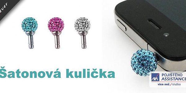 Šatonová kulička Ø10mm Pro Mobil Či Notebook