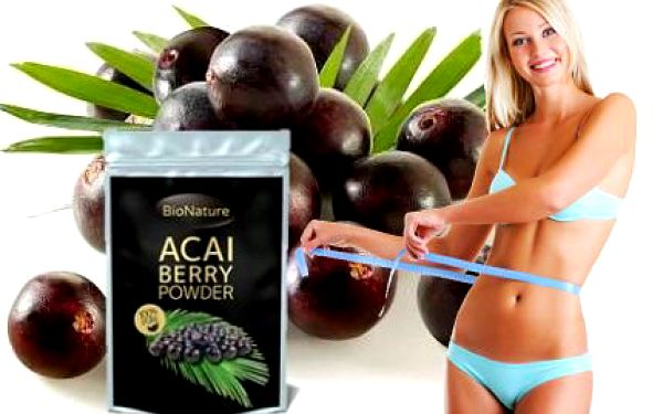 Acai Berry - nejúčinnější antioxidant pro lepší spalování!