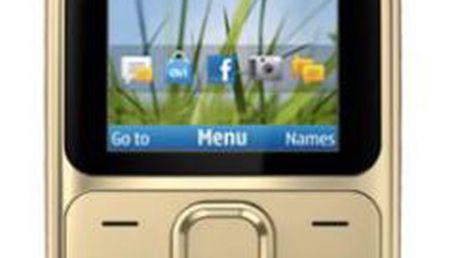 Mobilní telefon Nokia C2-01, Rychlý internet přes 3G