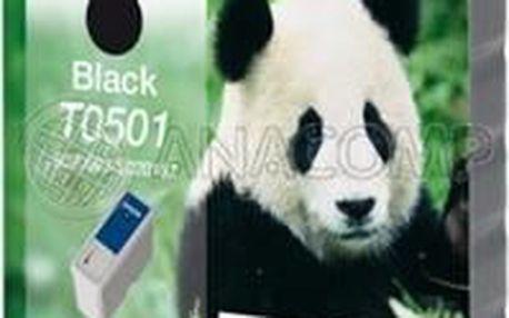 EPSON inkoustová cartridge - černá SC4*0/500/6*0/700/750/1200