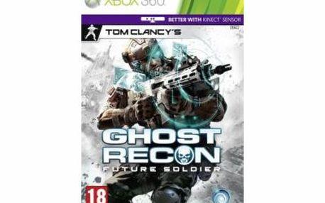 Hra Ubisoft TC Ghost Recon Future Soldier pro XBox 360