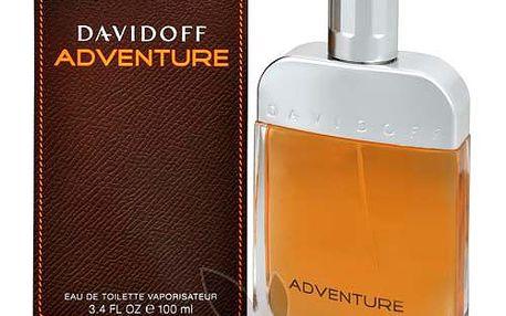 Pánský parfém DAVIDOFF Adventure 50 ml - přitažlivá a charismatická vůně