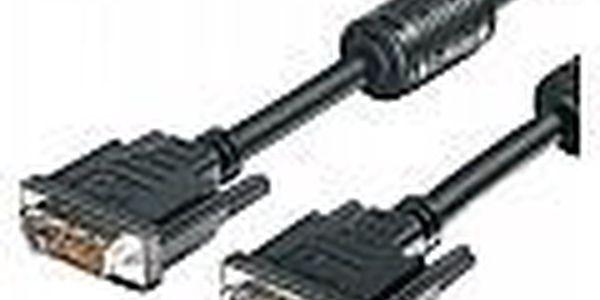 Prémiový kb kabel dvi kabel 10m