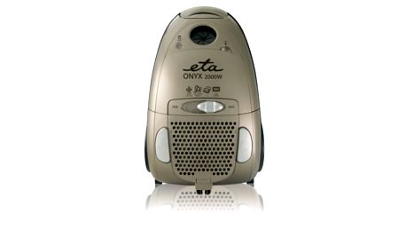 Vysavač ETA Onyx 0466 90030 - nejprodávanější vysavač za rok 2009