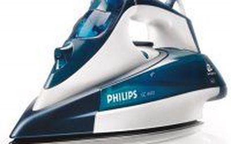 Žehlička Philips GC 4410/02 Azur - Dvojitý aktivní systém odvápňování