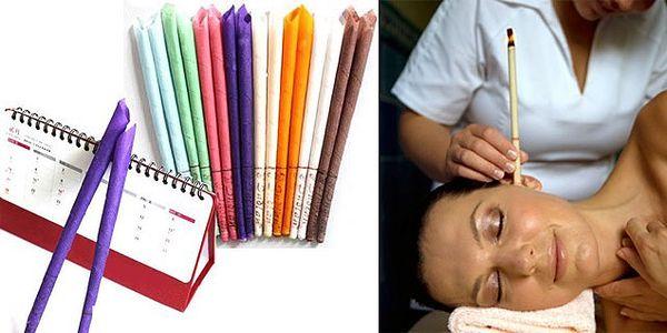 Ušné sviece, ktoré príjemne voňajú a prirodzeným spôsobom vyčistí uši - šetrne a účinne uľaví a pomôžu!