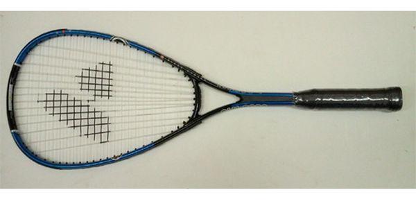 Squashová raketa pro rekreační hráče