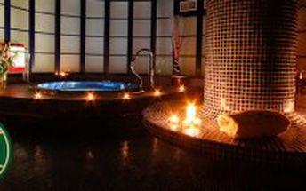 3 denní romantický pobyt v hotelu Morris Česká Lípa s privátním wellness