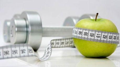 Kurz štíhlého myšlení! 12x konzultace o výživě, 12x hodina cvičení, 2x změření na přístroji In Body a 1x skripta o výživě!