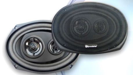 Autoreproduktory Roadstar PS 6935 - max. výkon 120 W
