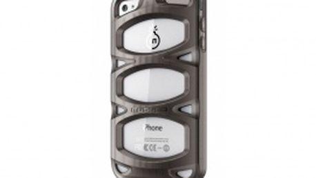 Úžasné pouzdro Musubo Double X Apple iPhone 4/4S černé (MU11005BK)