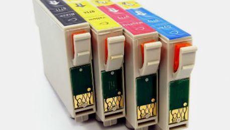 Cartridge do tiskáren Canon a Epson již od 99 Kč!