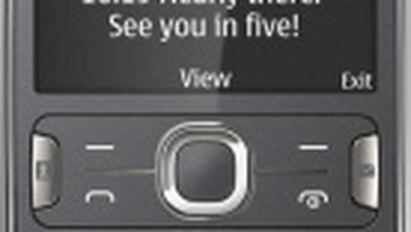 Dual SIM Telefon Nokia Asha 200, klávesnice QWERTY, FM rádio, MP3