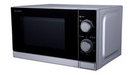 Mikrovlnná trouba Sharp R200(IN)E. Mikrovlnný výkon 800 W