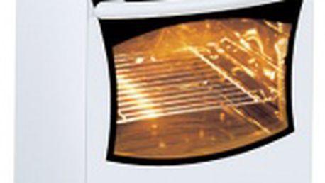 Sporák sklokeramický AMICA CP 5281. Pomocí 6 funkcí připravíte lahodné pokrmy u vás doma.