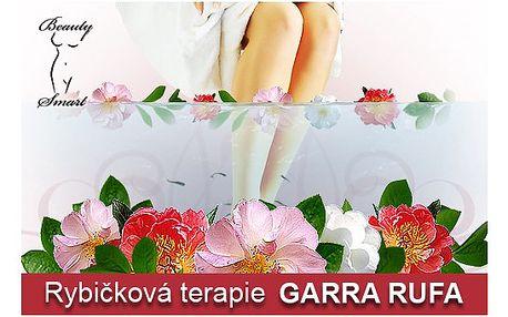 OŠETŘUJÍCÍ KOUPEL s GARRA RUFA (20 min.) za 65 Kč