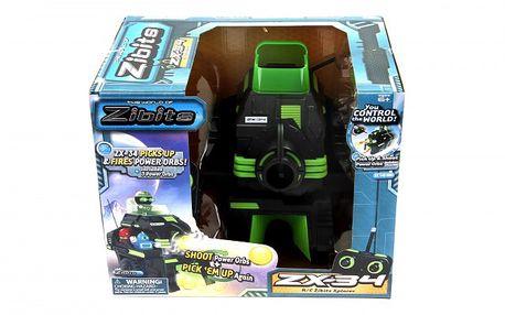 Zibits ZX-34 - Bojové vozidlo. Skvělá hračka pro kluky