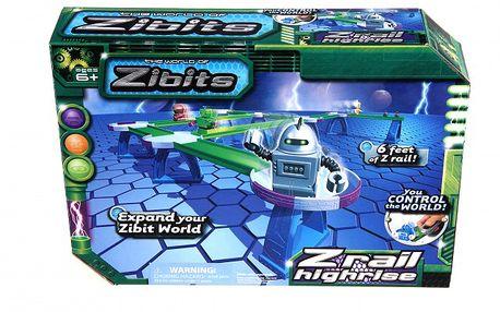 Zibits Vyvýšené město - Postav nový svět Zibitům, stavebnice pro děti od 6 let.