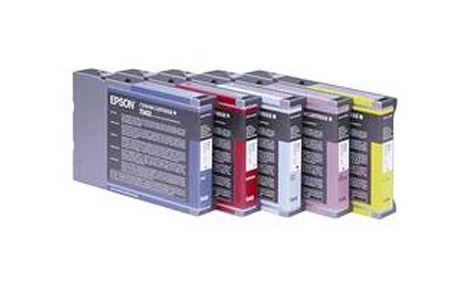 Epson cartridge/toner bar Stylus Pro 7800/7880/9800/9880 - yellow (110ml)