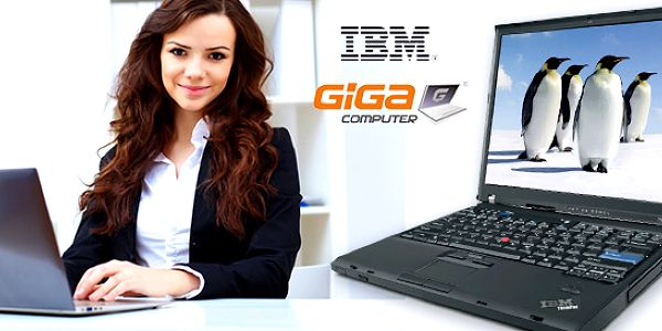 """""""Nezničiteľný"""" notebook ThinkPad T60 od IBM"""