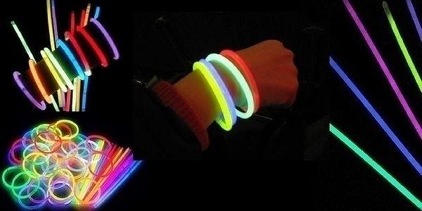 Light Stick svítící tyčinky 100ks za skvělých 159k...