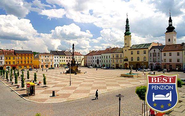 Moravská Třebová s aquaparkem