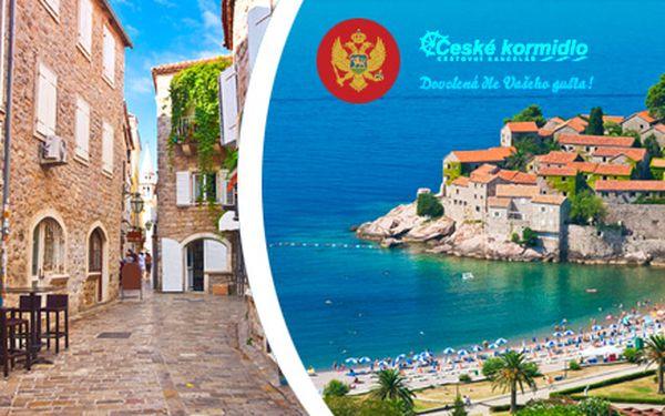 Poznávací zájazd do Čiernej Hory s kúpaním v mori