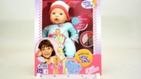 Oblíbená panenka CHOU-CHOU 36cm. Novinka 2012 od Zapf Creation.