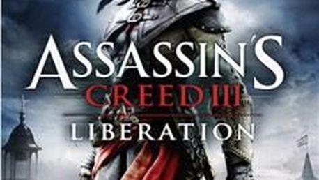 Hra Ubi Soft Assassin's Creed Liberation pro PS Vita