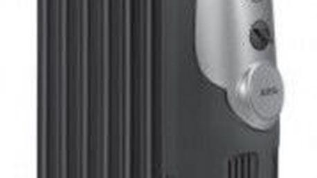Olejový radiátor AEG RA 5520, 7 žeber