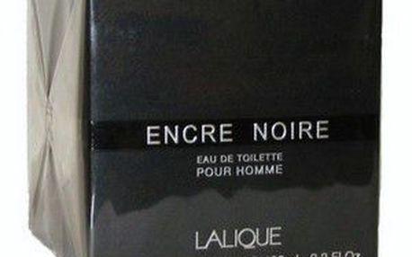 Lalique Encre Noire for Men toaletní voda pro muže 100 ml - mystická a uhrančivá vůně pro muže