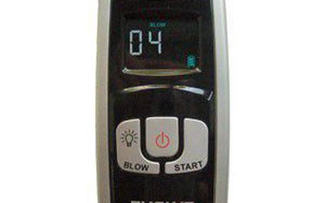 Evolve next - elektronický alkohol tester. Varovná hladina je nastavena na 0.2prom. Alkoholu v krvi