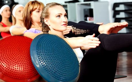 Masážní a balanční disk proti bolestem zad