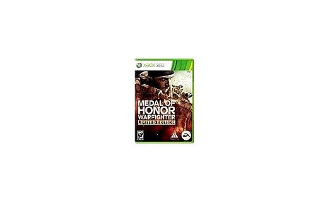 EA Games Medal of Honor: Warfighter Limited Edition pro XBOX 360