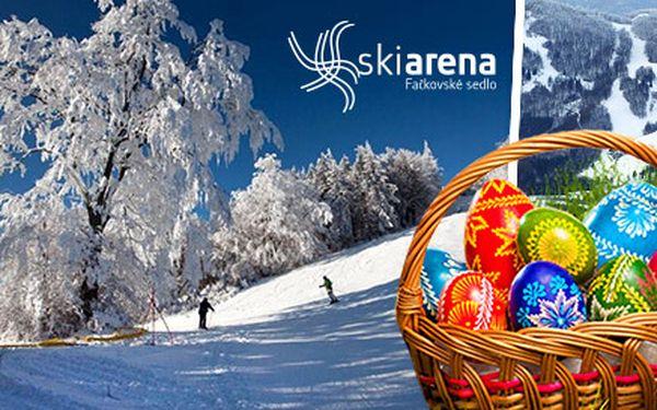 Veľkonočný pobyt a lyžovačka vo Fačkovskom sedle