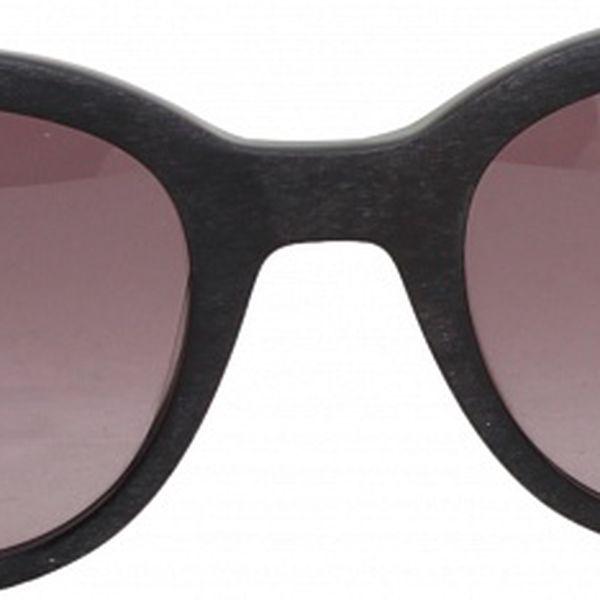 Retro okuliare s ružovými sklíčkami Jil Sander