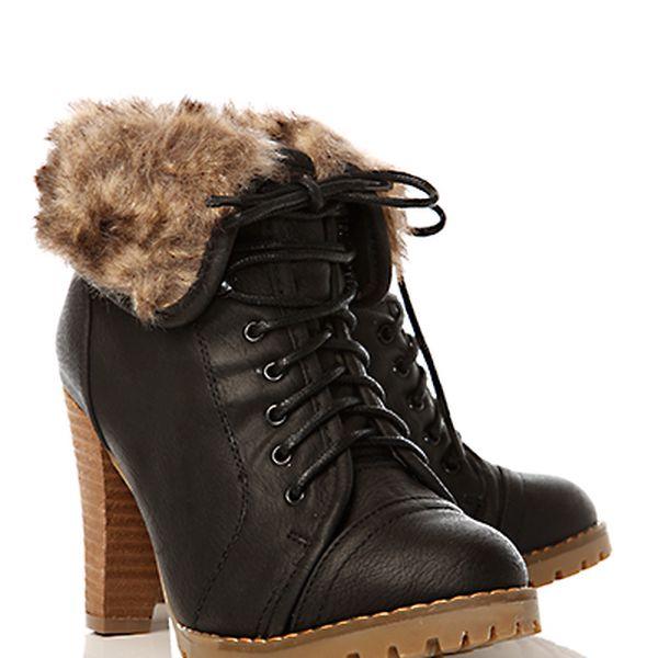 Dámské zateplené boty. Značka SUPER MODE - styl, kvalita, elegance.
