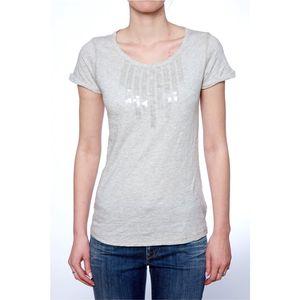 Dámské triko Ralph Lauren šedé