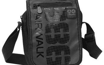 Taštička přes rameno Airwalk Vinyl Gadget Bag - ideální pro uložení všech Vašich drobností