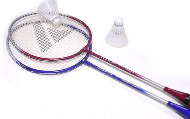 Badmintonový set Pro Kennex Club 25 ze 2 středně těžkých raket