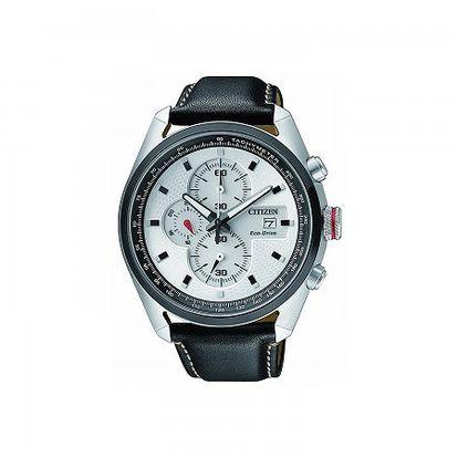 Luxusní pánské hodinky Citizen Eco-Drive Chronograph CA0361-04A