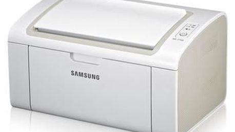 Tiskárna laserová Samsung ML-2168W A4, 20str./min, 1200 x 1200, 8 MB, WF, USB