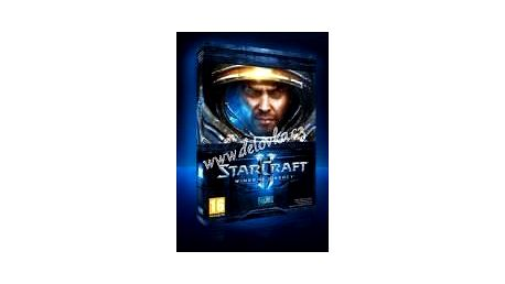 ActiVision StarCraft 2 Wings of Liberty ENG