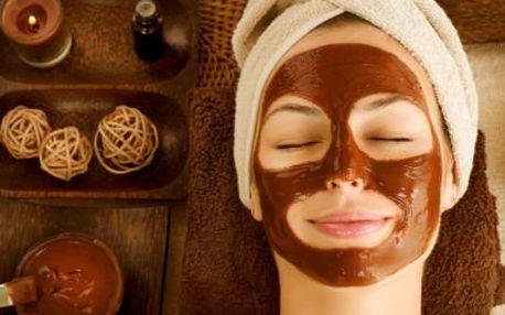Čokoládová terapie pro krásnou pleť