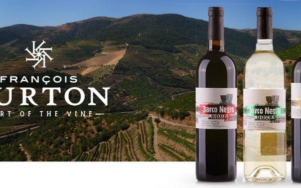 Francois Lurton 3 skvělá portugalská vína s nádechem Francie