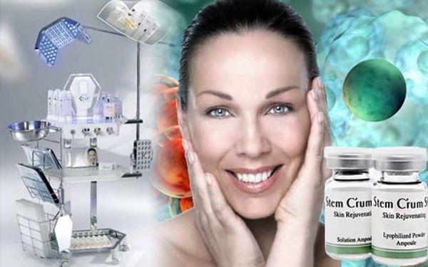 3 x omlazení obličeje Beauty Defect Repair - unikátní spojení kmenových buněk, Syn Ake® a mezoterapie Beauty Defect Repair