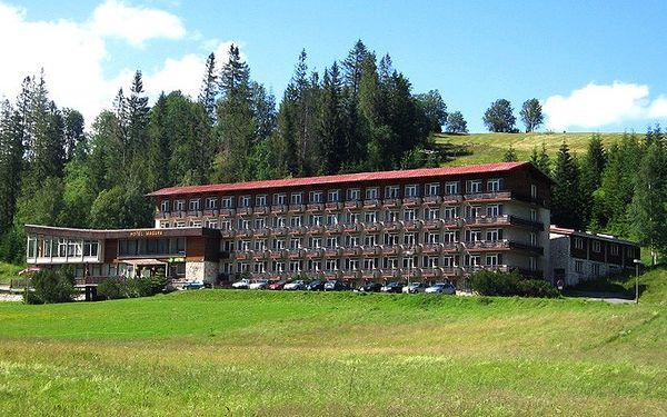3, 4 nebo 6 dnů pro 1 osobu v hotelu Magura v Belianských Tatrách