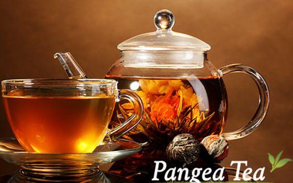 Sada 9 kvetoucích čajů Pangea Tea