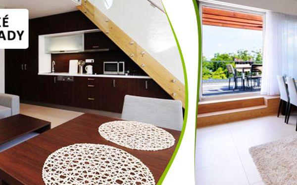 Luxusní ubytování na Pálavě až pro 4 osoby