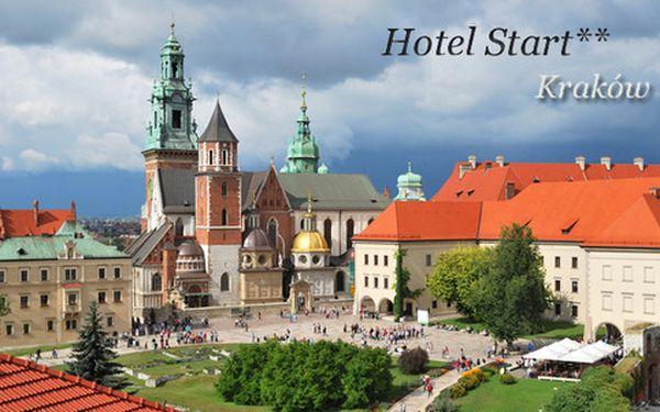 Poznávací pobyt v historickém Krakově